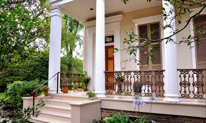 NOLA Native Tours - Garden District: Garden District Walking Tour for Two or Four from NOLA Native Tours (Up to 55% Off)
