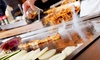 Up to 48% Off Japanese Cuisine at Hibachi Bar and Sushi