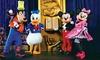 "Disney Live! Three Classic Fairy Tales - Kings Theatre: ""Disney Live! presents Three Classic Fairy Tales"" Presented by YoKids Organic Yogurt (Save Up to 44%)"