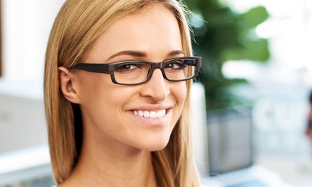$35 for Exam with Contact-Lens Fitting and $200 Toward a Pair of Prescription Glasses at My Unique Optique ($375 Value)