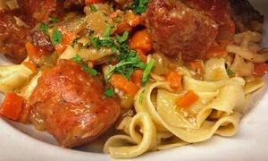 Vin Santo Ristorante: $75 for Three-Course Italian Dinner for Two with Wine at Vin Santo Ristorante ($126.50 Value)