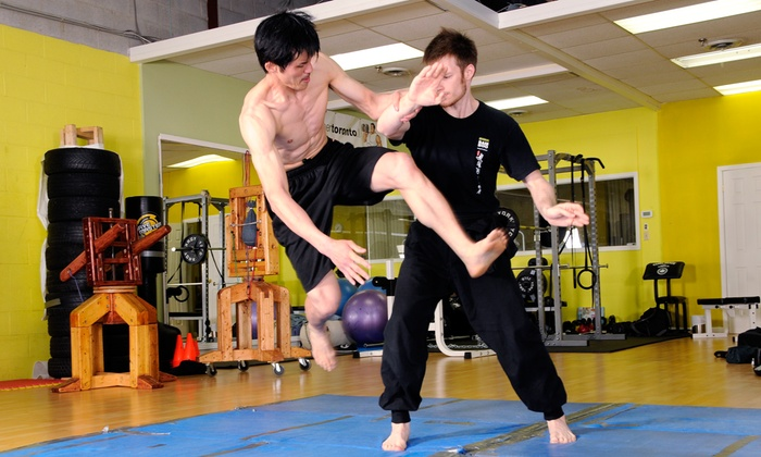 Bamboo Kung Fu - Multiple Locations: 10 Classes or Unlimited Classes with Option for One Private Training Session at Bamboo Kung Fu (Up to 89% Off)