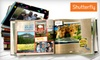 Shutterfly **NAT**: 8x8 or 8x11 Custom Photo Book from Shutterfly (Up to 67% Off)