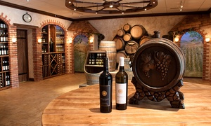 Holland Marsh Wineries: Tour and Tasting with Glass and Truffles for Two or Four at Holland Marsh Wineries (Up to 68% Off)
