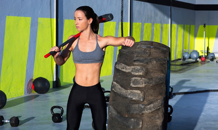 Crossfit Yin Yang - Canton: $29 for 10 Classes at CrossFit Yin Yang ($129 Value)