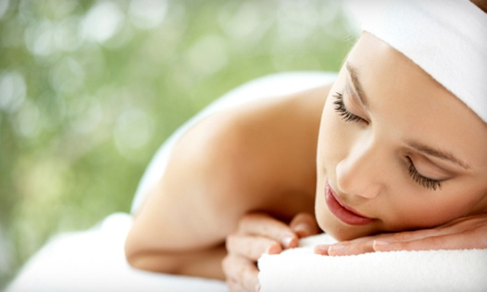 Relaxing Solutions Day Spa - Las Vegas: 50-Minute Swedish Massage with Optional Facial and Body Scrub at Relaxing Solutions Day Spa (Up to 55% Off)