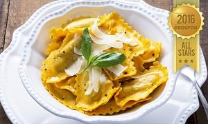 """קמפנלו: קמפנלו האיטלקית בבן יהודה: ארוחה זוגית ב-159 ₪ או ארוחה זוגית + יין ללא הגבלה ב-189 ₪. תקף גם בסופ""""ש ובחגים"""