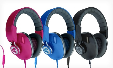 JLab Bombora Over-the-Ear Headphones. Multiple Styles Available. Free Returns.