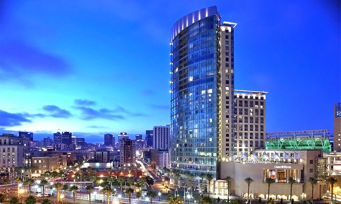 Hotel Deal San Diego Groupon