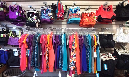 $25 for $50 Worth of Athletic Footwear and Apparel at Athletic Outpost