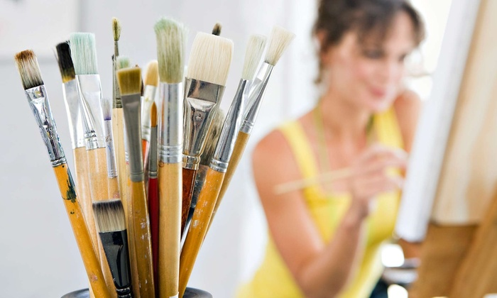 Glazed. A Paint Your Own Pottery Studio - Clemson: Painting Class for One or Glass-Fusing for Two at Glazed. A Paint Your Own Pottery Studio (Up to 46% Off)