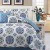 5-Piece Reversible Comforter Set