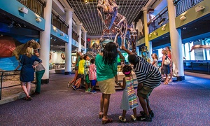 The Academy of Natural Sciences of Drexel University: All-Access Tickets for Two or Four to the Academy of Natural Sciences (Up to 51% Off)