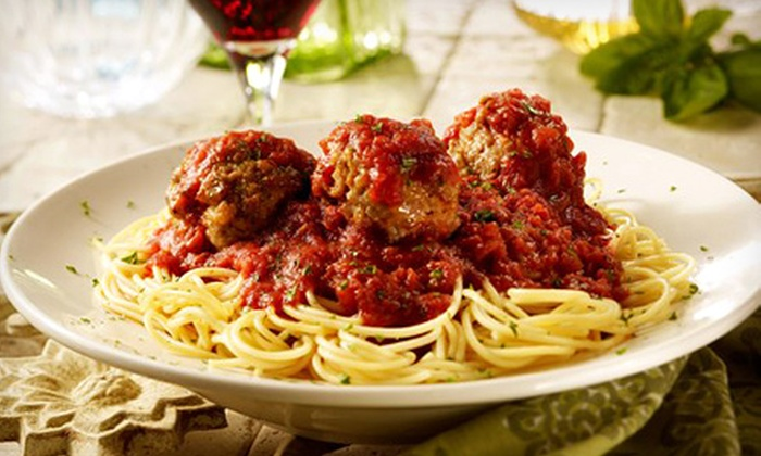 Spaghetti Warehouse - Akron: $12 for $20 Worth of Italian Cuisine at Spaghetti Warehouse