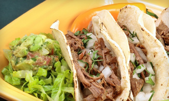 Village Taqueria & Tequila Bar - Vinings: $12 for $25 Worth of Mexican Food and Drinks at Village Taqueria & Tequila Bar in Smyrna
