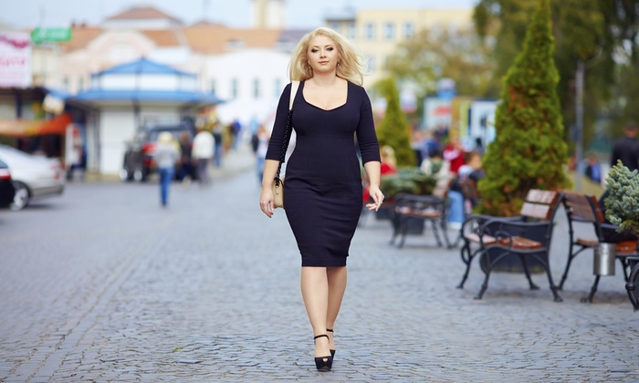Curvy girl consulting - Los Angeles: $99 for Two Hours of Wardrobe Assessment or Personal Shopping from Curvy girl consulting ($250 Value)