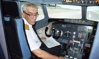 Boeing 737 Simulator Experience: 30- or 60-Minute Session with Warwickshire Flight Experience (Up to 35% Off)