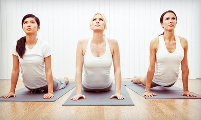 Freret Street Yoga - New Orleans: $35 for Five Introductory Yoga Classes at Freret Street Yoga ($70 Value)