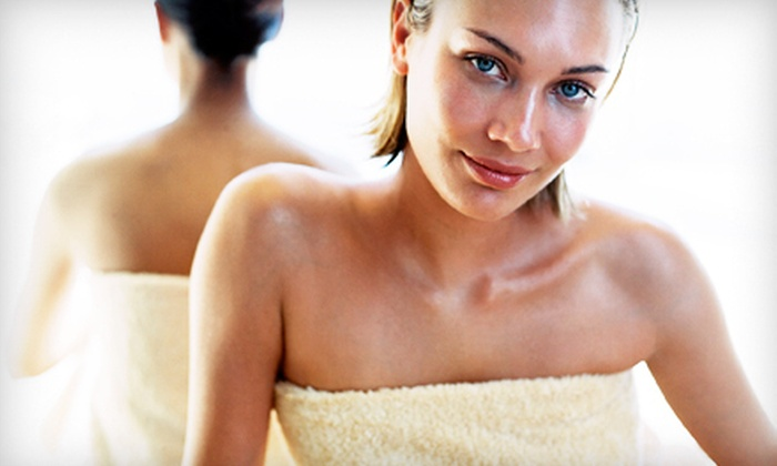 Faccia Bella - Tulsa: One, Two, or Three 60- to 90-Minute Body Luxe Hydrating Wraps at Faccia Bella (Up to 75% Off)