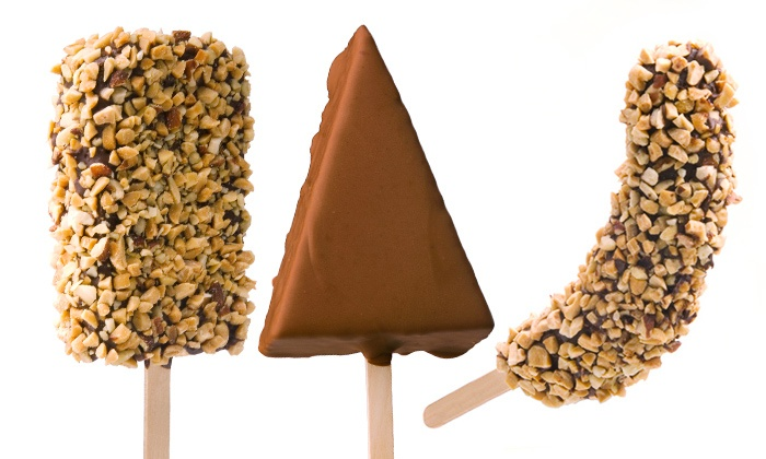 Rocky Mountain Chocolate Factory - Irvine Spectrum Center: $14 for Chocolate Bananas, Ice Cream, or Cheesecake Wedges at Rocky Mountain Chocolate Factory at the Irvine Spectrum Center Location ($18 Value)