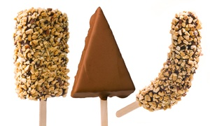 Rocky Mountain Chocolate Factory: $14 for Chocolate Bananas, Ice Cream, or Cheesecake Wedges at Rocky Mountain Chocolate Factory at the Irvine Spectrum Center Location ($18 Value)