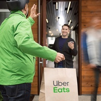 Deals on $25 Towards Uber Eats