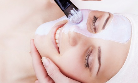 One or Two Custom 60-Minute Facials at Innovative Beauty Lounge (Up to 57% Off)