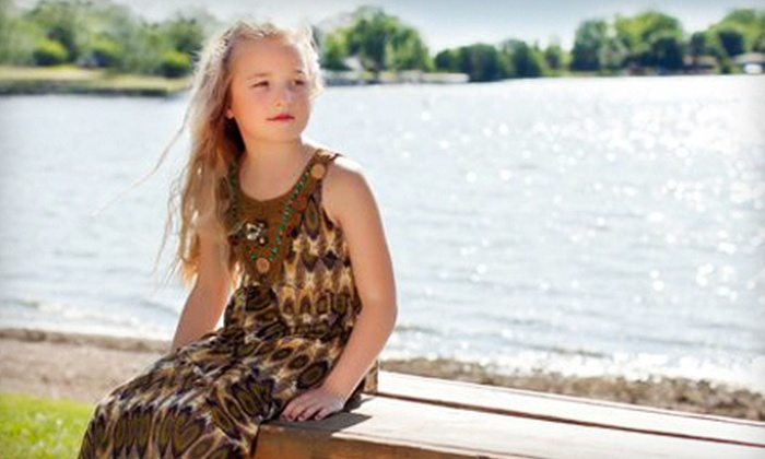Sprout Children's Boutique - Sioux Falls: $20 for $40 Worth of Children's Clothes at Sprout Children's Boutique