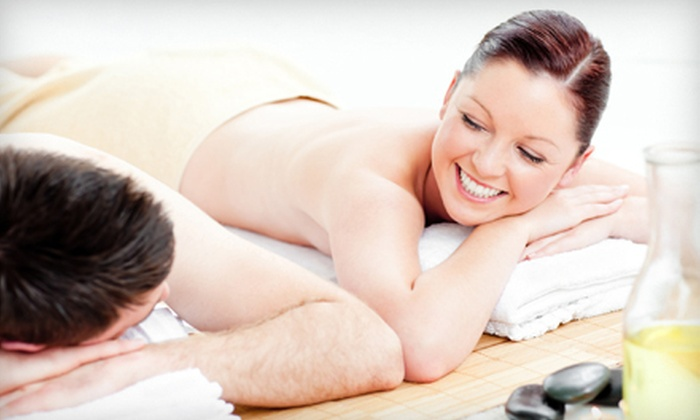 Qiana's Massage - Avalon Park: 60-Minute Couples Massage or 75-Minute Hot-Stone Massage at Qiana's Massage (Up to 72% Off)