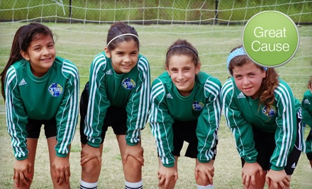 $10 Donation for Refugee Girls Soccer Team