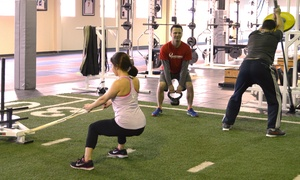 Professional Athletic Performance Center: One- or Two-Month Fitness Program at the Professional Athletic Performance Center (Up to 65% Off)