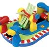 Mini Car Wash Bath Toy