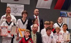 Elite Family Martial Arts: Five Martial Arts Classes at Elite Family Martial Arts (54% Off)