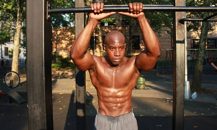 Fitness DVD or Calisthenics Exam, Including Shipping from Calisthenics Kingz (Up to 50% Off)