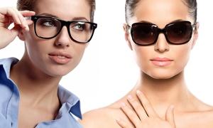 10 Decimi: Occhiali da vista o sole con montatura e lenti monofocali o progressive da 34,90 €
