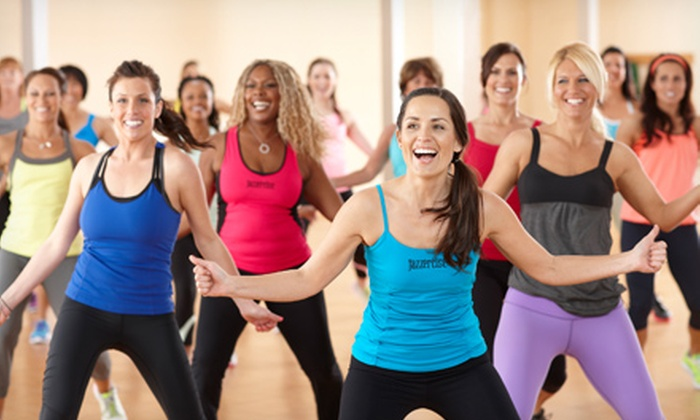 "TK QA - INTRO NOTE: <a href=""http://jcls.jazzercise.com/"">Find a location near you</a>. Email customercare@jazzercise.com with any questions you may have. - Multiple Locations: 10, 20, or 30 Dance Fitness Classes at Jazzercise (Up to 80% Off). Valid at All U.S. and Canada Locations."