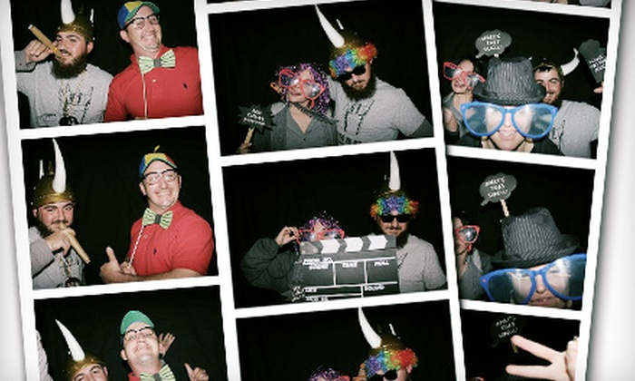 Photo-To-Geaux - New Orleans: $275 for a Three-Hour Photo-Booth Rental Package from Photo-To-Geaux ($550 Value)