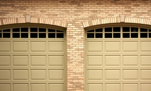 Vantage Garage Doors: Garage-Door Tune-Up with Nylon Roller or Ball-Bearing Replacement from Vantage Garage Doors (48% Off)