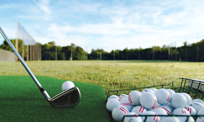 McHenry Golf Center - Modesto: $12 for $24 Worth of Range Balls at McHenry Golf Center