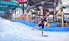 Splash Zone - Strathmere: Splash Zone Water-Park Visit for Two or Four (Up to 52% Off)