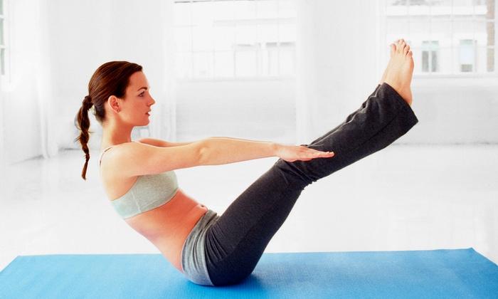 Lotus7 Yoga - Rancho Santa Margarita: 10 or 20 Mat Pilates or Yoga Classes at Lotus7 Yoga (Up to 74% Off)