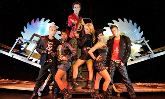 """""""Illusions"""" - The Strip: """"Illusions"""" Magic Show at the Starlite Theatre at Riviera Hotel (Up to 69% Off). Three Seating Options Available."""