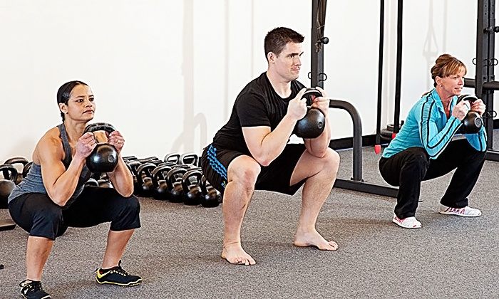 Northsound Kettlebell - Arlington: 10-Session Punchcard, Month of Kettlebell Class, or Personal Training from Northsound Kettlebell (Up to 50% Off)
