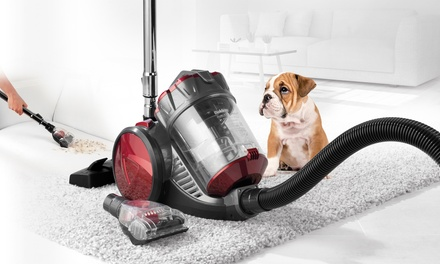 Beldray BEL0666 Compact Cylinder Dual Cyclonic Pet Plus Vacuum With Free Delivery