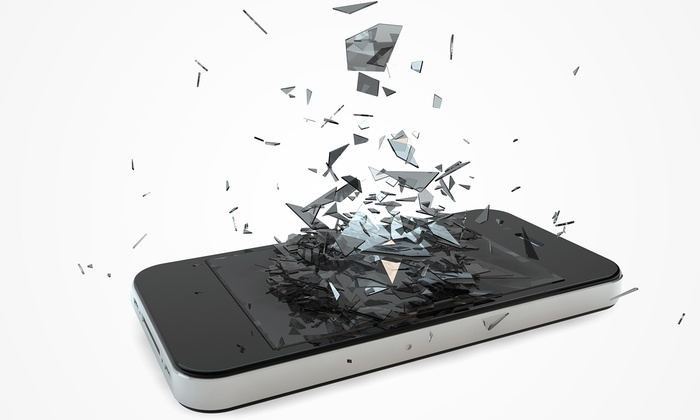 XpressFix - Multiple Locations: Glass Replacement for a Smartphone or Tablet at XpressFix (Up to 69% Off)