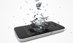 uBreakiFix: Screen Repair for an iPhone 3, 4, or 5 or an iPad at uBreakiFix (Up to 42% Off)