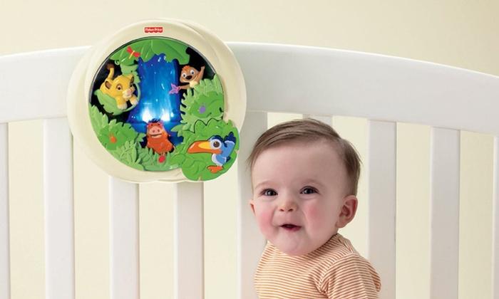 Fisherprice Disney Baby Simbas Kingsized Play Gym Lion King