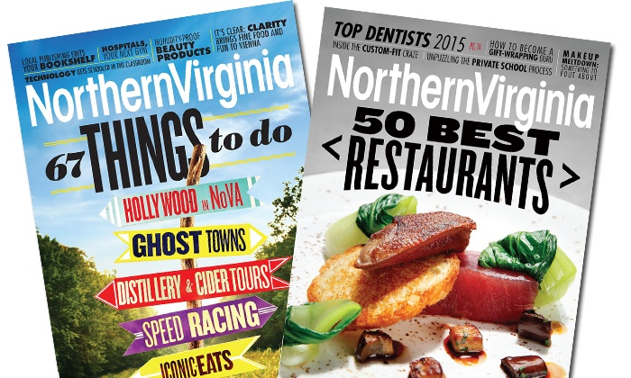 """Northern Virginia Magazine: One- or Two-Year Subscription to """"Northern Virginia Magazine"""" (Up to 47% Off)"""