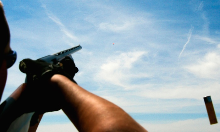 Pro Gun Shooting Club - Clark: Clay-Shooting Package for One, Two, Three, or Four at Pro Gun Club (Up to 44% Off)