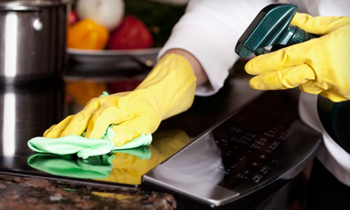 Squeaky Clean House - Oklahoma City: Three, Four, or Five Hours of Housecleaning from Squeaky Clean House (Up to 52% Off)